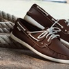 $35.99 for Nautica Men's Leather Boat Shoes