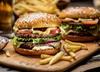Menu burger et dessert aux choix en semaine ou en week-end pour 2 personnes dès 24,90 € au restaurant Fresh & Good