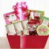 Passionflower Perfection Spa Gift Basket