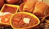 20% Cash Back at Annapoorna Authentic Indian Cuisine