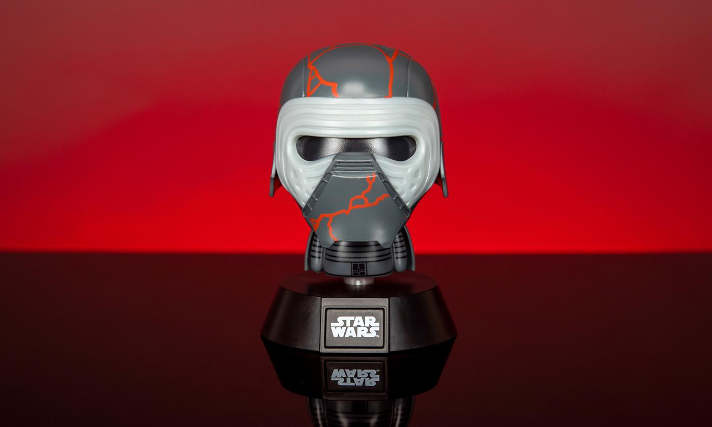 One, Two or Four Star Wars Rise of Skywalker Icon Light Figures