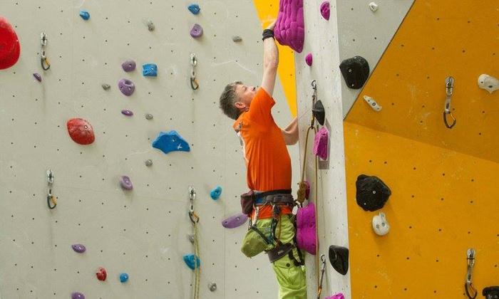Kletterausrüstung Im Handgepäck : Kletterkurs für einsteiger yoyo deine kletterhalle climb