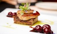 """Menu dégustation """"Tout Foie Gras"""" ou """"Tout Homard"""" pour 2, 4 ou 6 convives dès 79 € au restaurant JMF"""