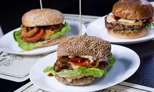 Burger Story: Burger lub wrap z frytkami od 14,99 zł w Burger Story w Gdańsku (-38%)