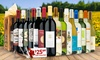 Up to 74% Off 15 Bottles of Wine and $25 Off Next Purchase
