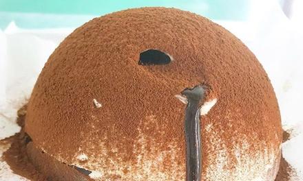 Tiramisù, semifreddo, baci di chicco o torta da 1 kg alla Cremeria Esmeralda (sconto fino a 46%)