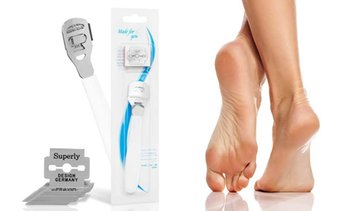 10-Blade Pedicure Kit