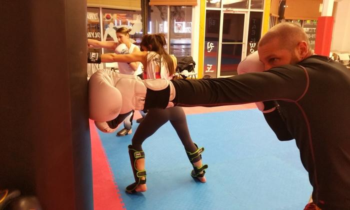 J.K.Kang's Taekwondo Center - North Olmsted: $38 for $125 Worth of Martial-Arts Lessons — J K Kang's Tae Kwon Do Center