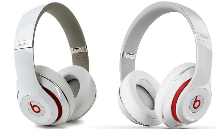 213e6507887 Beats by Dr. Dre Studio Wireless Noise-Cancelling Headphones | Groupon