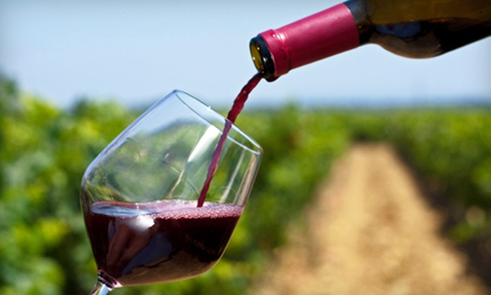 Mariah Wilderness Expeditions - North El Dorado: All-Day Winery Tour with Lunch for One or Two from Mariah Wilderness Expeditions (Up to 53% Off)
