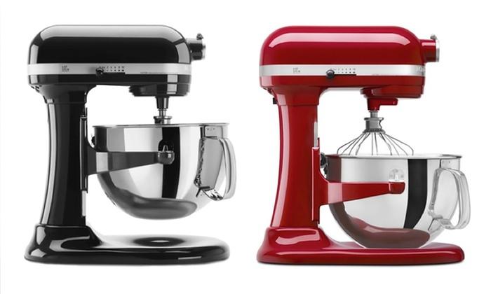 KitchenAid Professional 600 6-Qt. Bowl-Lift Stand Mixer (Mfr ...