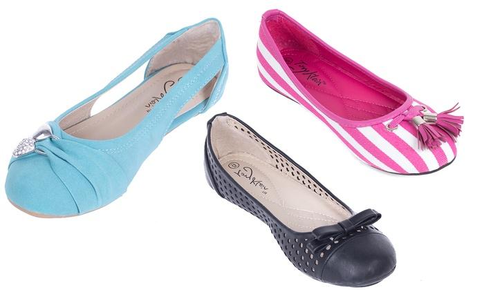 Women's Slip-on Ballerina Flats