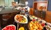 Frühstücksbuffet im Dorint Hotel Köln