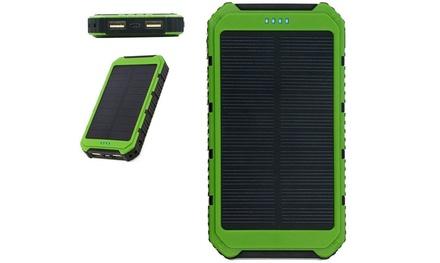 Hasta 3 cargadores solares