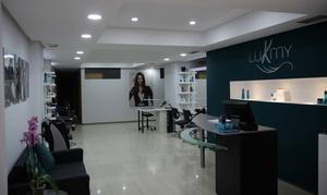 Lukmy: Sesión de peluquería completa con opción a tinte y/o mechas desde 14,90 € en Lukmy