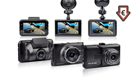 Apachie InCar Full HD Dash Cam Recorder with Option to Include 16GB Memory Card