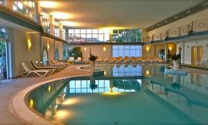 Terme Excelsior: Hotel Terme Excelsior: esclusiva Spa con acqua termale, camera in day use, pranzo e massaggio per una o 2 persone