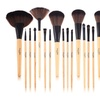 Ellóre Femme Professional Makeup Brush Set (24-Piece)