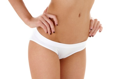 One or Three Brazilian Waxing Treatments at Elan Beauty (Up to 54% Off)