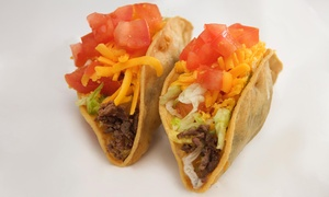 Lupe's Burritos: Traditional Mexican Food at Lupe's Burritos (Up to 38% Off). Two Options Available.
