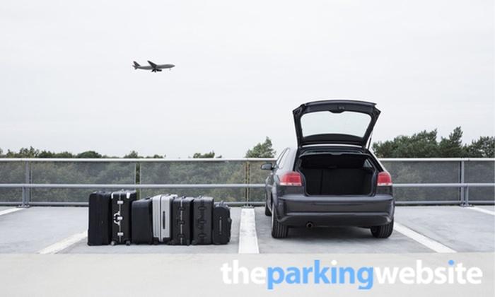 The Parking Website