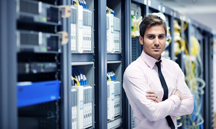 One or Four Online CompTIA Certification Courses from Teaching 4 Business (Up to 95% Off). Five Options Available.