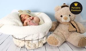 Registro & Emoção Fotografia: Ensaio gestante ou newborn +fotos em DVD,roupas/acessórios e mais na Registro & Emoção – São Bernardo