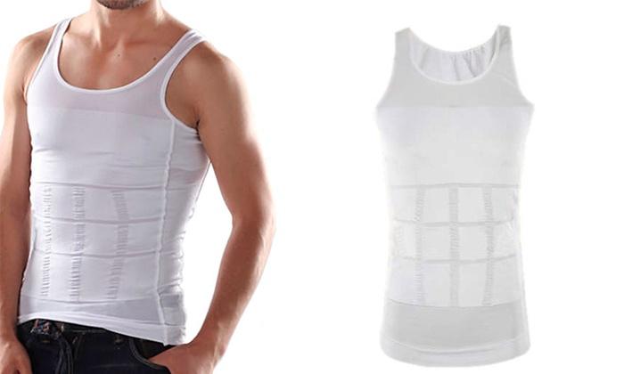 Men's Slimming Vest | LivingSocial Shop