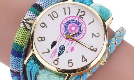 Reloj para mujer Atrapasueños Crystal Watch