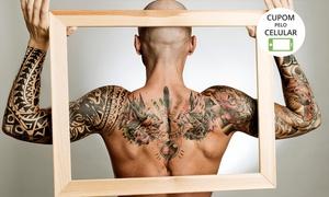 Rafa Ferrari Tattoo Studio: Rafa Ferrari Tattoo Studio – Independência: crédito de R$ 300 ou R$ 600 para tatuagem