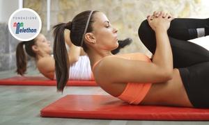 Diamond Palestre: 3 o 6 mesi d'ingresso open ai corsi di pilates e alla sala pesi e cardio fitness alla palestra Diamond