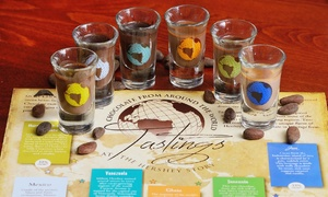 Museum Visit And Chocolate Tasting For Two Or Four At The Hershey Story Museum (up To 51% Off)