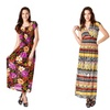 Smocked Waist Maxi Dresses