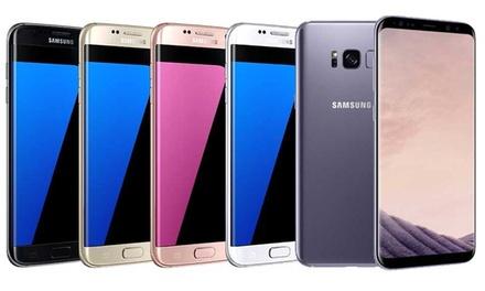 Samsung Galaxy S4, S5 Mini, S5, S6, S6 Edge, S7, S7 Edge, S8, S8+ reconditionné Garanti 1 an, livraison offerte