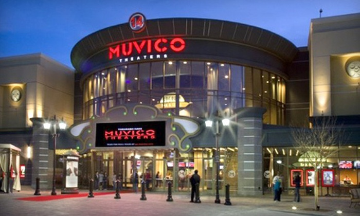 Muvico Theaters and Bogart's Bar & Grill - Downtown Thousand Oaks: Premier Seating for Two with Optional $50 Toward Dinner at Muvico Theaters and Bogart's Bar & Grill (Up to 53% Off)