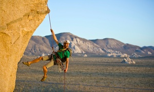 Earth Adventures: Abseiling Experience from R450 with Earth Adventures (Up to 60% Off)