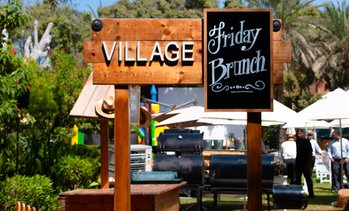 5* Brunch with Pool and Beach Access: Child AED 99, Adult AED 169