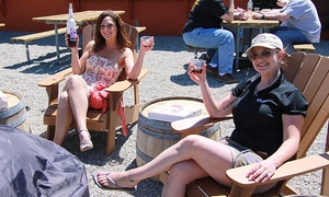 Wine Tasting with Cheeseboard for Two or Four at Cava Winery (Up to 55% Off)