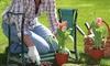 Garden Cart or Kneeling Pad