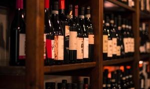 Enoteca Osteria Rabezzana: Aperitivo gourmet con 2 calici di vino a testa e piccole ricercatezze gastronomiche (sconto fino a 55%)