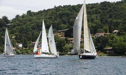 Giornata o corso di vela al lago