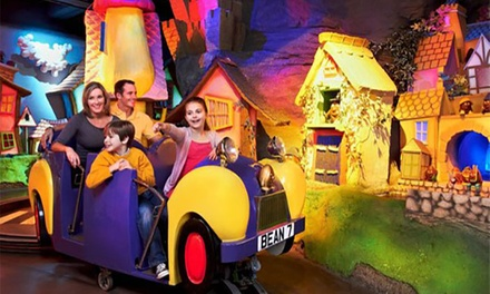 North Warwickshire: 1 Night for Two or Four with Breakfast and Cadbury World Tickets at 4* Belfry Hotel and Resort