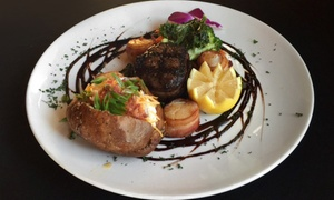 Bastien's Restaurant: $24 for $40 Worth of Steakhouse Cuisine at Bastien's Restaurant