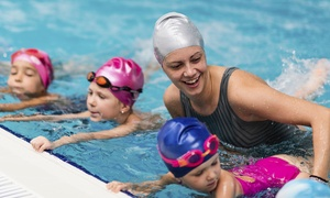 Long Beach Swim Club: One Month of Swimming Lessons for One, Two, Four, or Six Children at Long Beach Swim Club (Up to 54% Off)