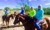 Texas Border Tours - Hidalgo: Horseback Riding Tour for One, Two, Three, or Four at Texas Border Tours (Up to 63% Off)
