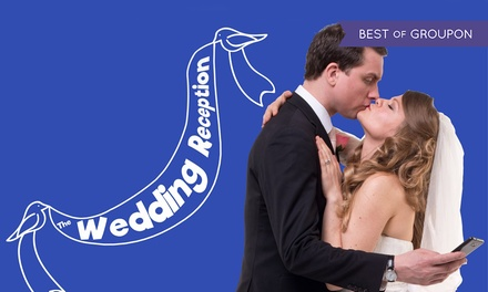 The Wedding Reception: Immersive Theatre experience and Meal, 17 February - 29 April (Up to 31% Off)