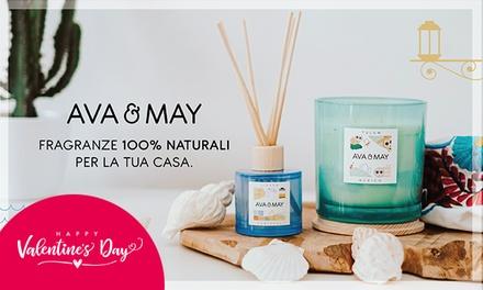 Buoni sconto per fragranze AVA & MAY a 1€euro