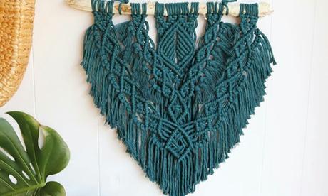 Curso de iniciación a la costura o al macramé para 1 o 2 personas desde 16,95 € en Julieta Crafts