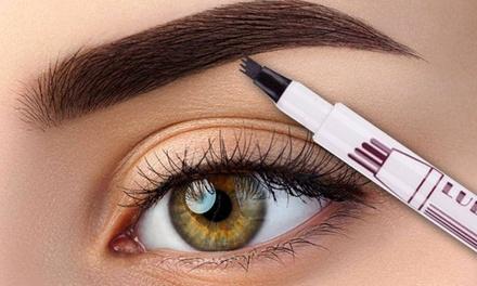 1, 2 o 3 lápices líquidos para cejas con efecto tatuaje
