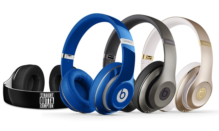 f2f81cb1251 Beats by Dr. Dre Studio 2.0 Wireless Over-Ear Headphones | Groupon